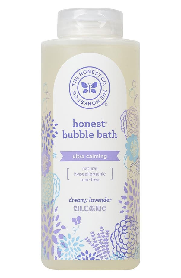 Ultra Calming Bubble Bath,                             Main thumbnail 1, color,                             Purple