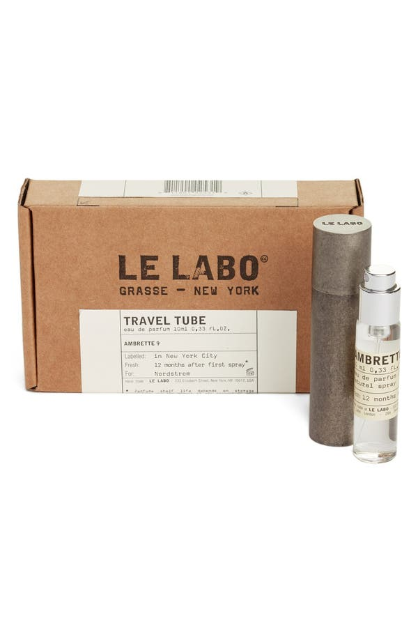 Alternate Image 2  - Le Labo 'Ambrette 9' Travel Tube
