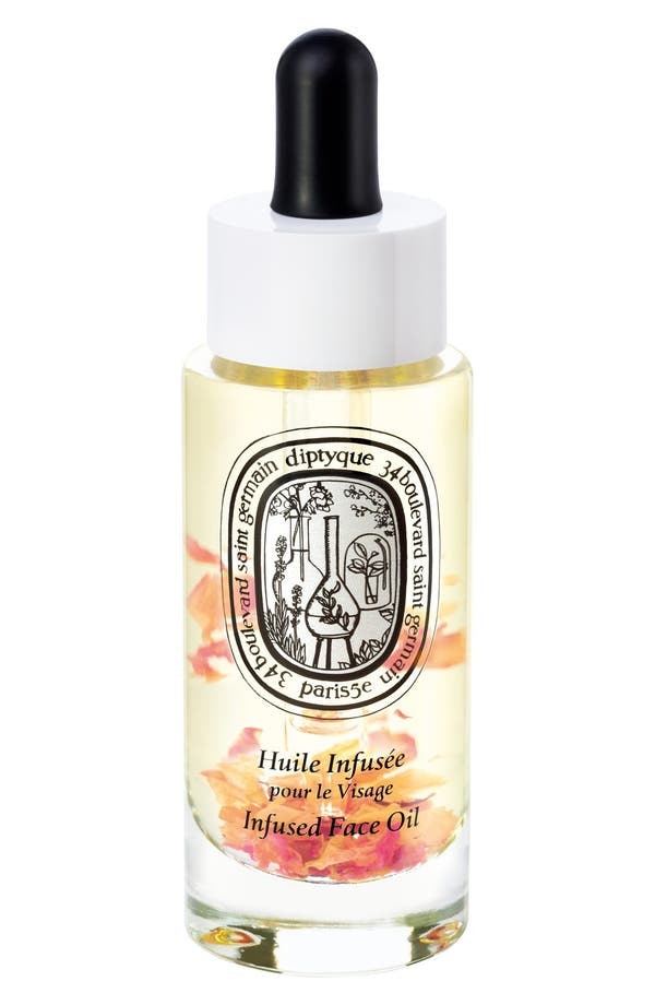 Infused Face Oil,                         Main,                         color, No Color