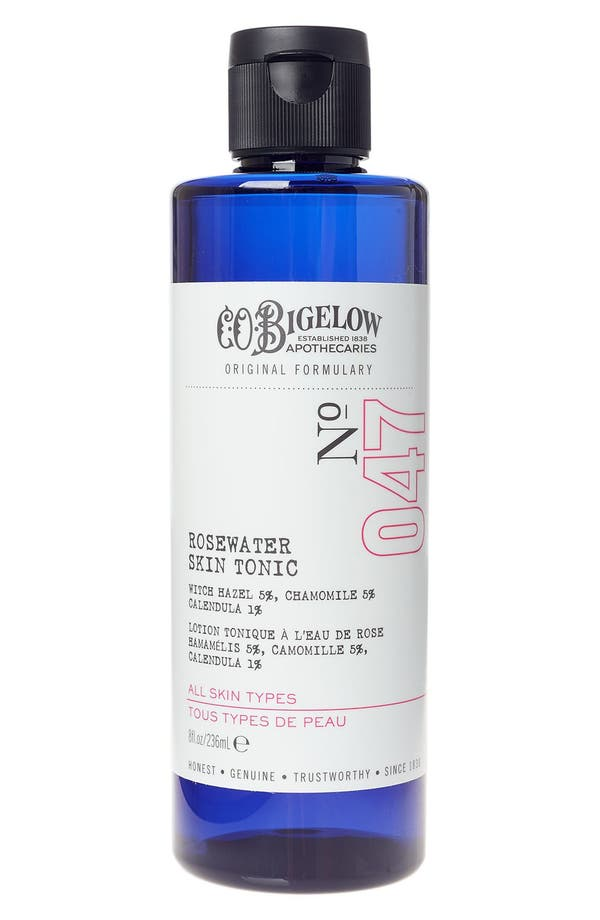 Alternate Image 1 Selected - C.O. Bigelow® Rosewater Skin Tonic