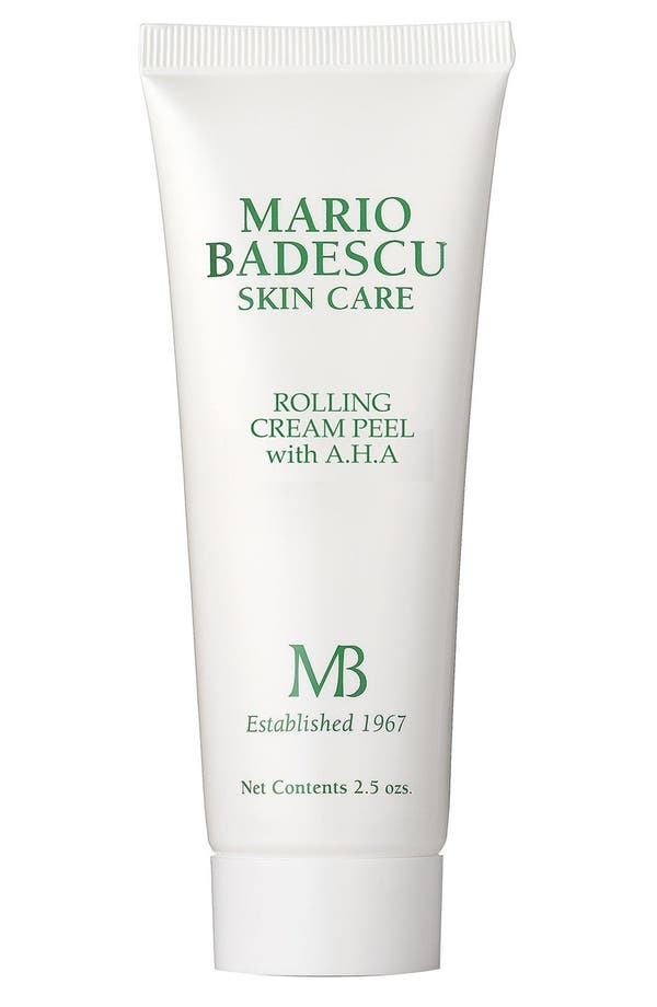 Main Image - Mario Badescu Rolling Cream Peel with A.H.A.