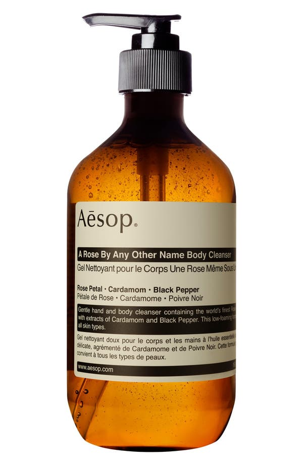 Aesop A ROSE BY ANY OTHER NAME BODY CLEANSER, 17 oz