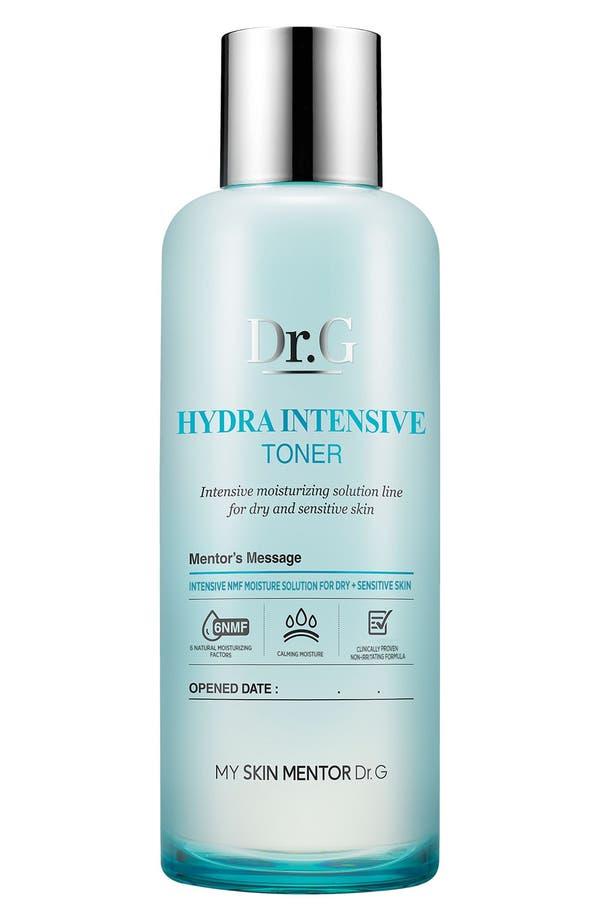 Alternate Image 1 Selected - My Skin Mentor Dr. G Beauty Hydra Intensive Toner