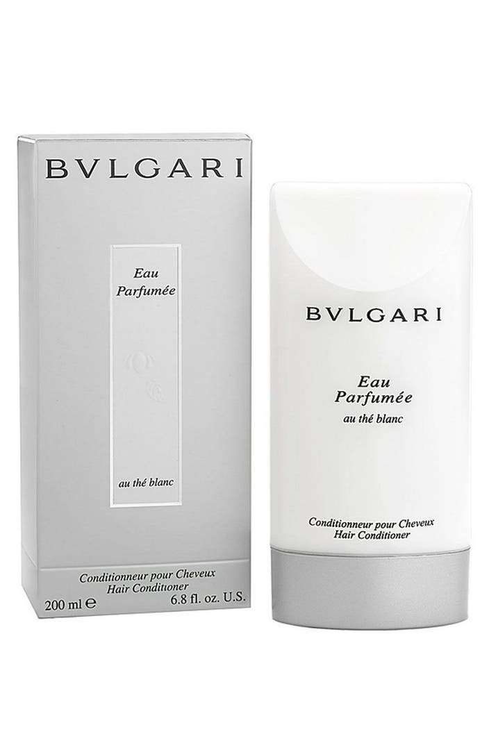 bvlgari 39 eau parfum e au th blanc 39 hair conditioner. Black Bedroom Furniture Sets. Home Design Ideas