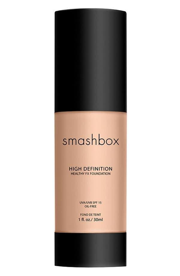 Main Image - Smashbox 'High Definition' Healthy FX Foundation
