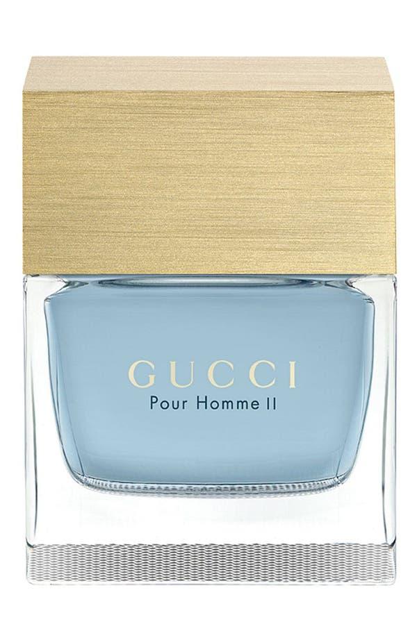 Alternate Image 1 Selected - Gucci 'Pour Homme II' Eau de Toilette