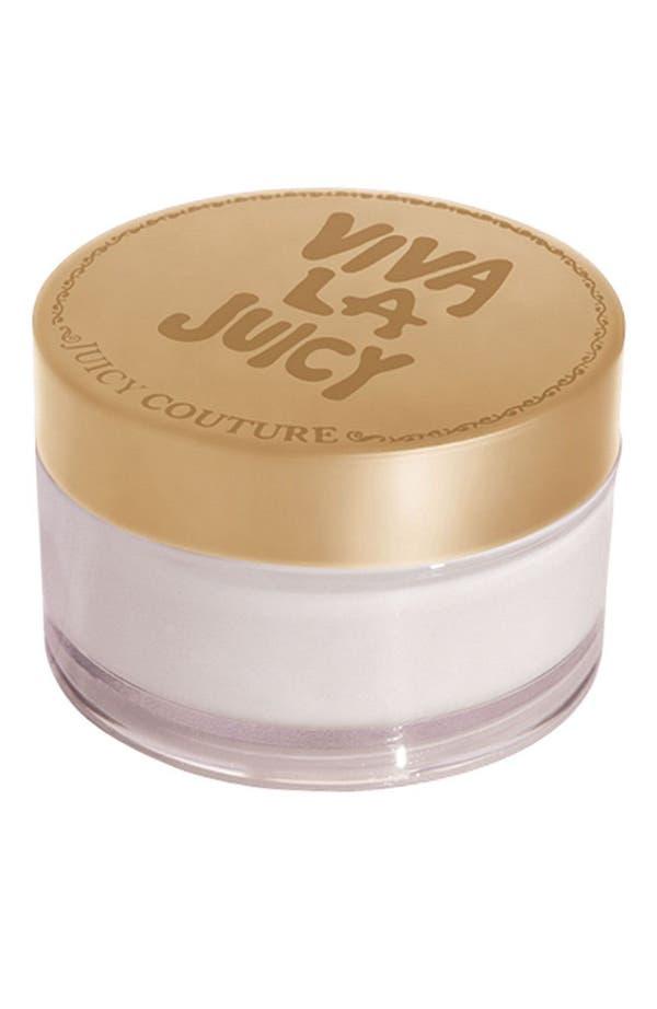 Main Image - Juicy Couture 'Viva la Juicy' Viva La Body Crème