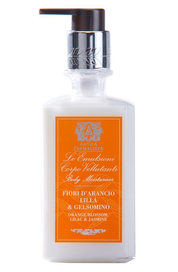 Main Image - Antica Farmacista 'Orange Blossom, Lilac & Jasmine' Body Moisturizer