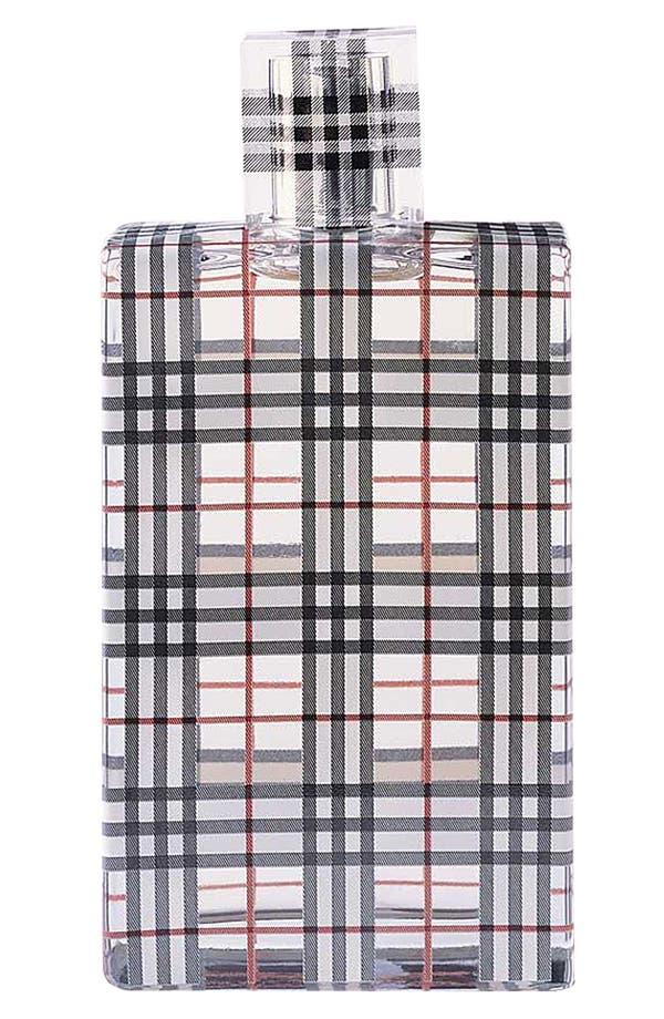 Alternate Image 1 Selected - Burberry Brit Eau de Parfum