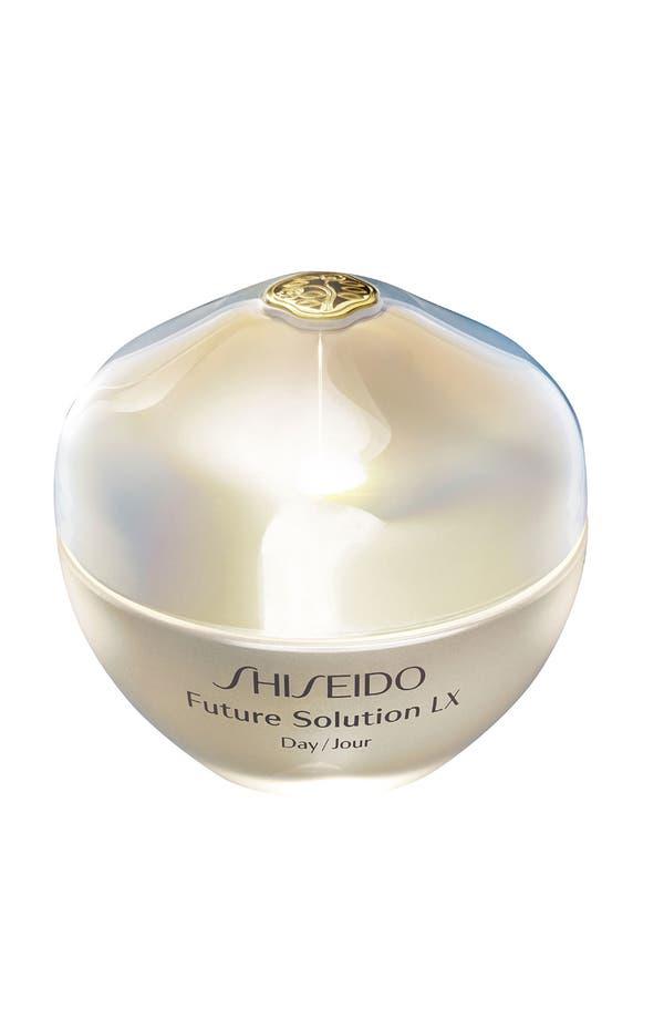 Main Image - Shiseido 'Future Solution LX' Protective Day Cream
