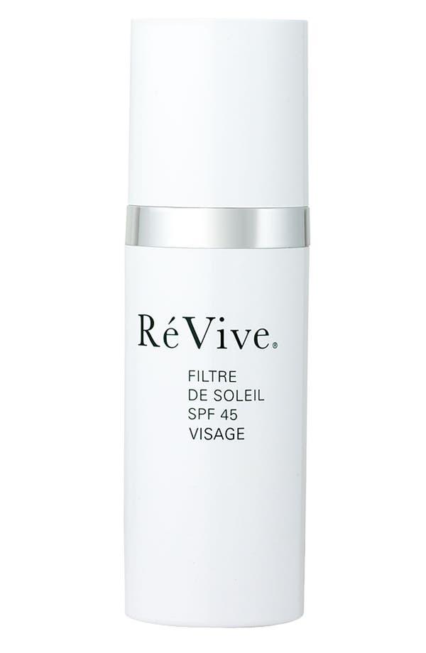 Alternate Image 1 Selected - RéVive® 'Filtre de Soleil Visage' Sun Protector SPF 45