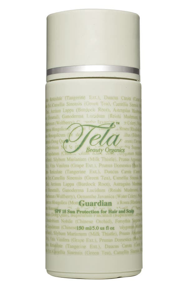 Alternate Image 1 Selected - Tela Beauty Organics 'Guardian' SPF 18 Sun Protection for Hair and Scalp