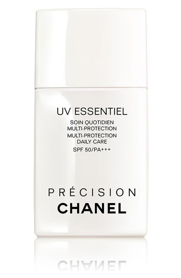 Alternate Image 1 Selected - CHANEL UV ESSENTIEL  Multi-Protection Daily Sunscreen UV Care Broad Spectrum SPF 50
