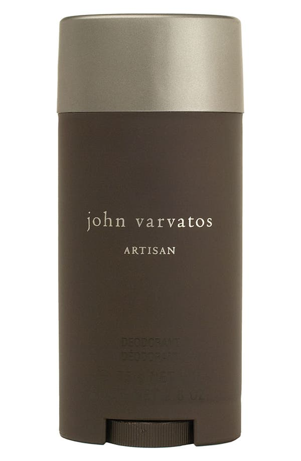 Alternate Image 1 Selected - John Varvatos 'Artisan' Deodorant Stick