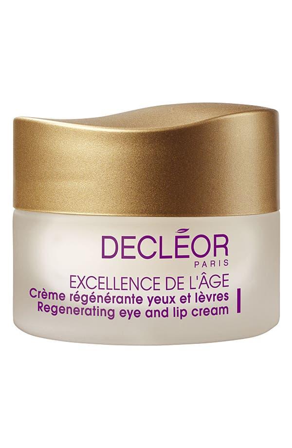 Alternate Image 1 Selected - Decléor 'Excellence de L'Âge' Regenerating Eye & Lip Cream