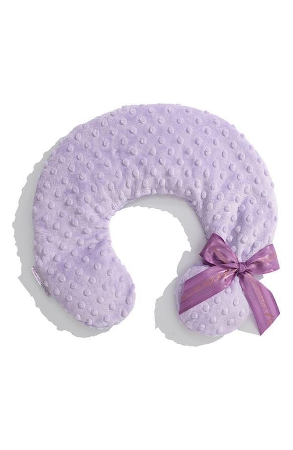 Dot Neck Pillow,                         Main,                         color, No Color