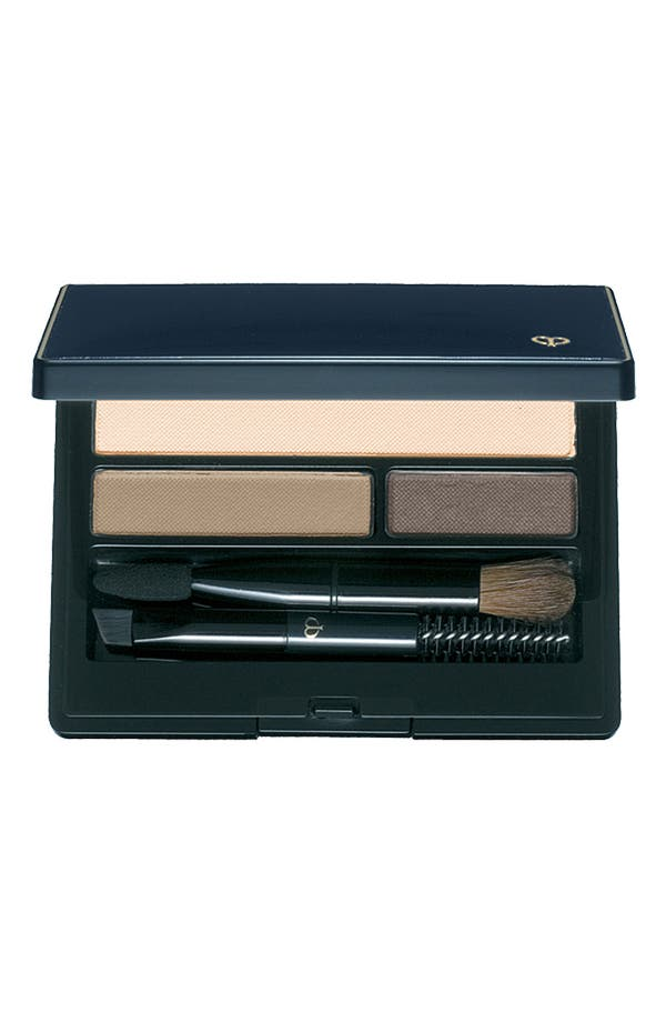 Eyebrow & Eyeliner Compact,                             Main thumbnail 1, color,                             2