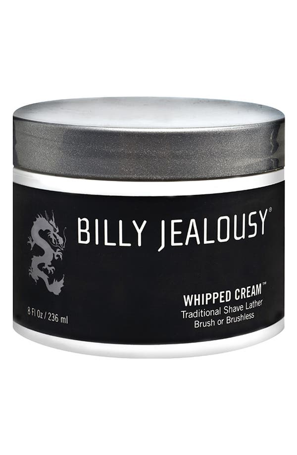 Alternate Image 1 Selected - Billy Jealousy 'Whipped Cream' Shave Lather