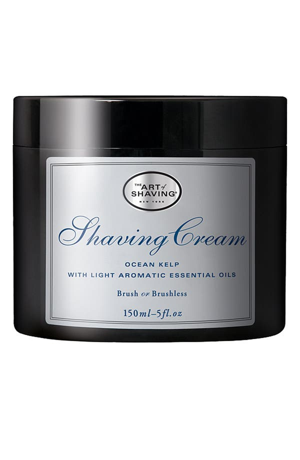 Main Image - The Art of Shaving® 'Ocean Kelp' Shaving Cream