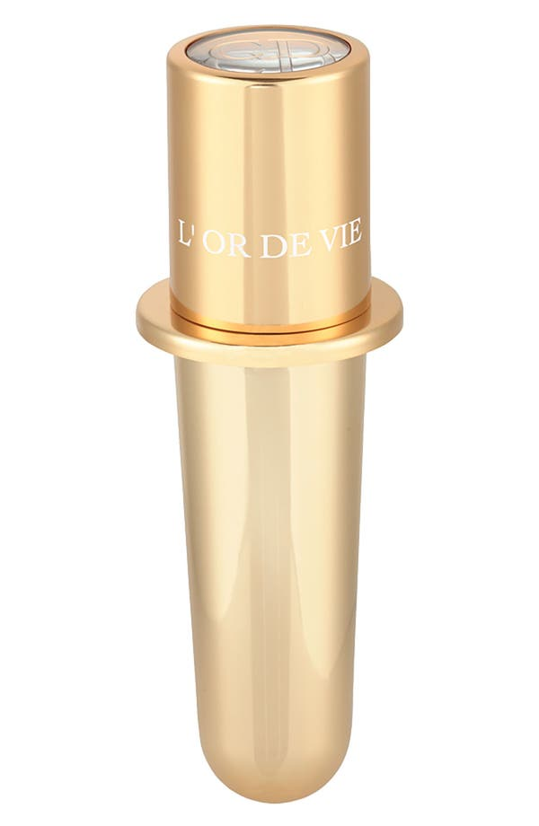 'L'Or de Vie' Serum Refill,                             Main thumbnail 1, color,                             No Color