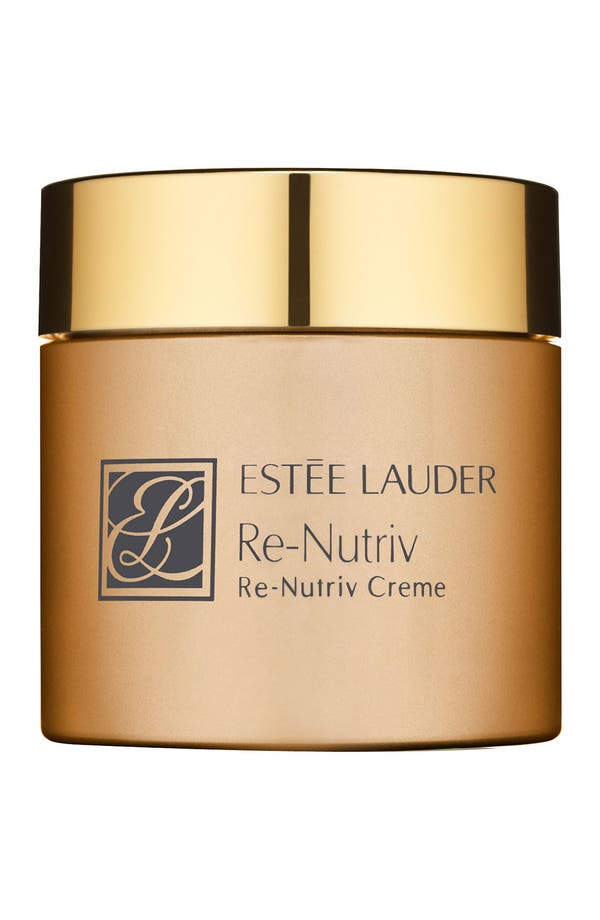 Large Re-Nutriv Creme,                             Main thumbnail 1, color,                             No Color
