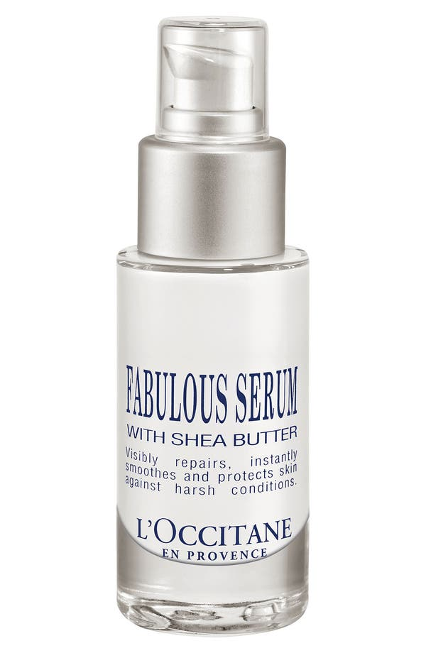 Alternate Image 1 Selected - L'Occitane Shea Butter 'Fabulous' Serum