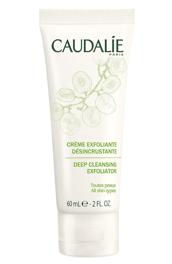 Alternate Image 1 Selected - CAUDALÍE Deep Cleansing Exfoliator