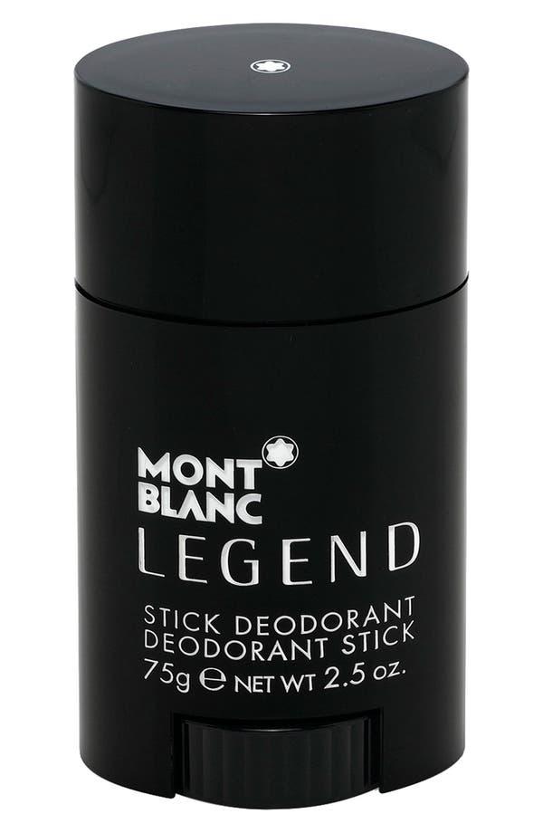 Main Image - MONTBLANC 'Legend' Deodorant Stick