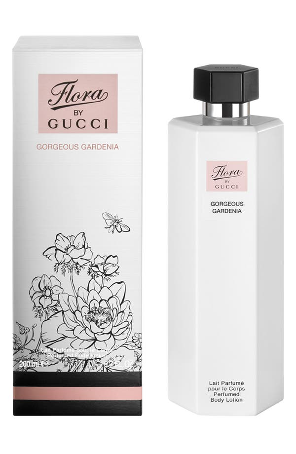 Alternate Image 2  - Gucci 'Flora by Gucci - Gorgeous Gardenia' Body Lotion