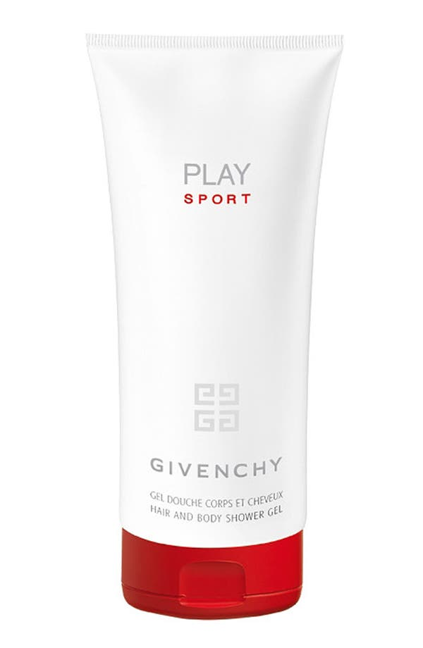 Alternate Image 1 Selected - Givenchy 'Play Sport' Hair & Body Shower Gel