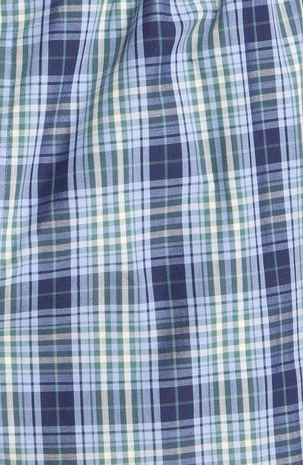 Alternate Image 2  - Brooks Brothers Madras Boxers