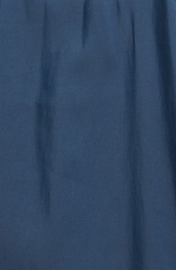 Alternate Image 3  - Mycra Pac Designer Wear Reversible Pleat Hood Packable Travel Coat (Plus Size)