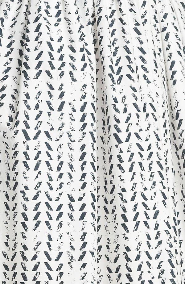 Alternate Image 3  - Thakoon Print Poplin Dress