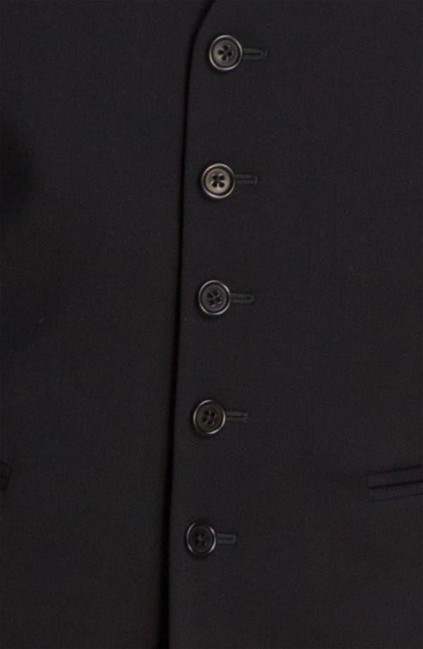 Alternate Image 3  - John Varvatos Star USA Wool Front Vest