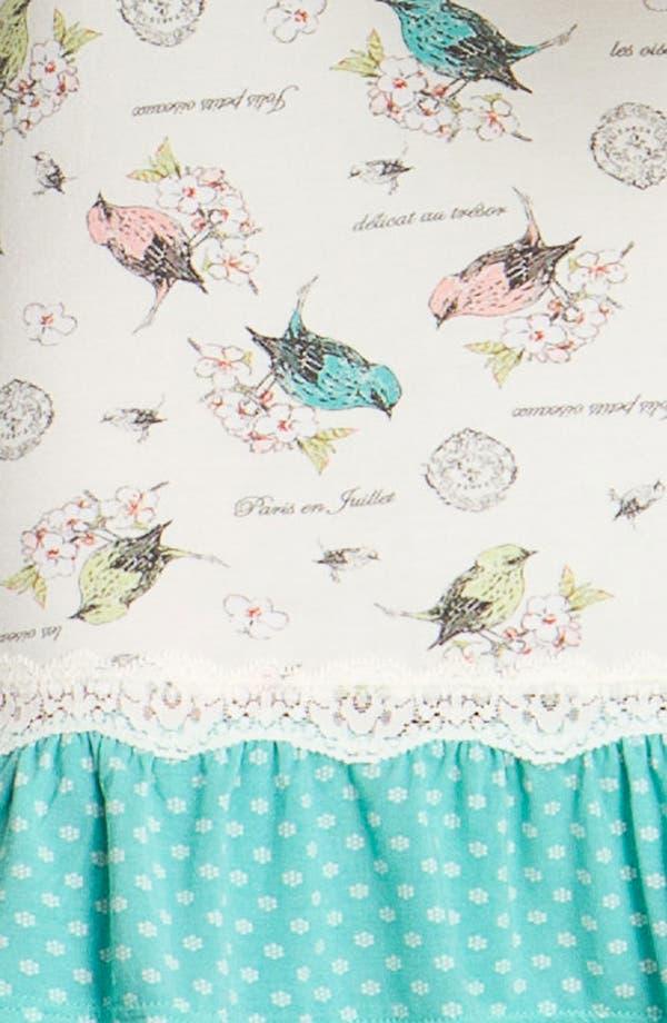 Alternate Image 3  - PJ Salvage 'Birds of Summer' Chemise