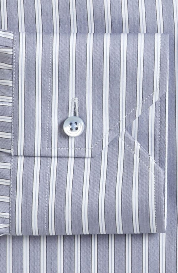 Alternate Image 2  - Ermenegildo Zegna Tailored Fit Dress Shirt