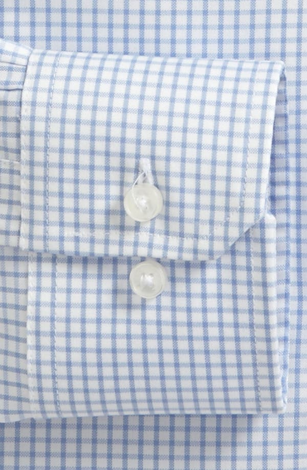 Alternate Image 2  - Thomas Pink Classic Fit Traveller Dress Shirt