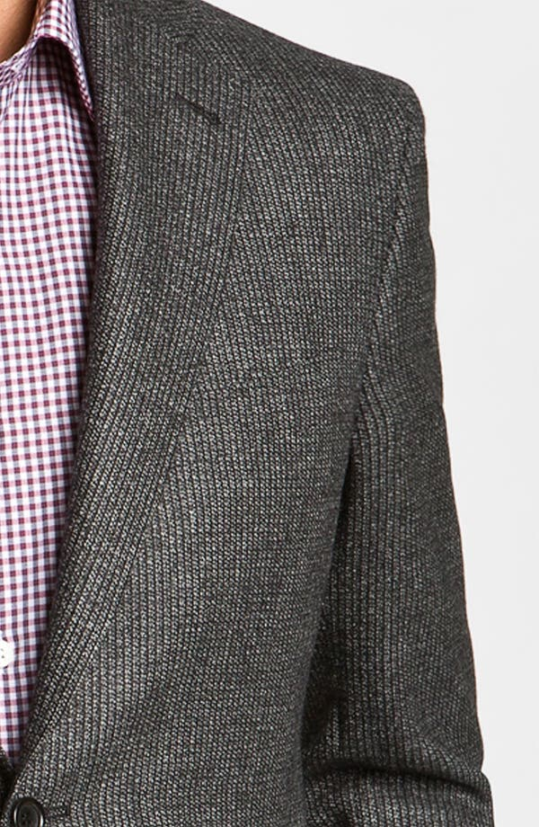 Alternate Image 3  - Canali Wool Blend Sportcoat