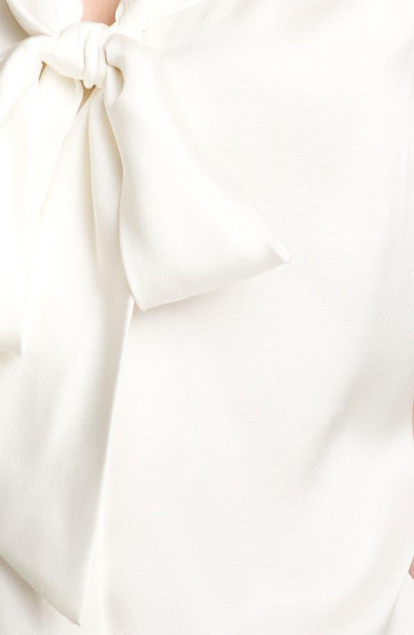 Alternate Image 3  - kate spade new york 'morgan' silk top