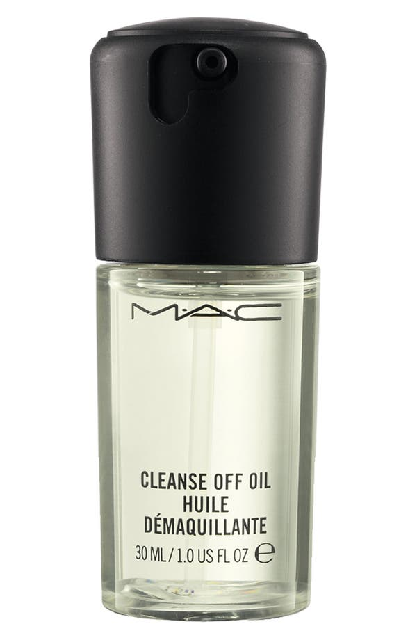 Alternate Image 1 Selected - MAC 'Sized to Go - Mini' Cleanse Off Oil