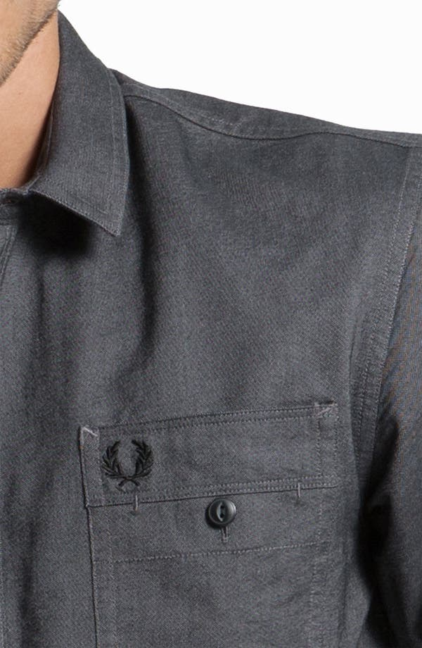 Alternate Image 3  - Fred Perry Sport Shirt