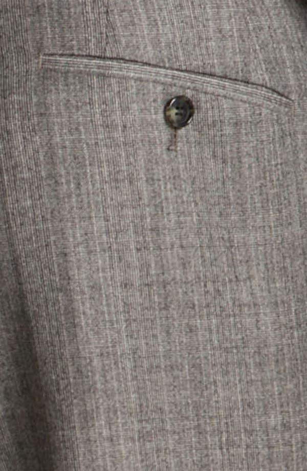 Alternate Image 7  - BOSS Black 'Hold Genius' Trim Fit Plaid Suit