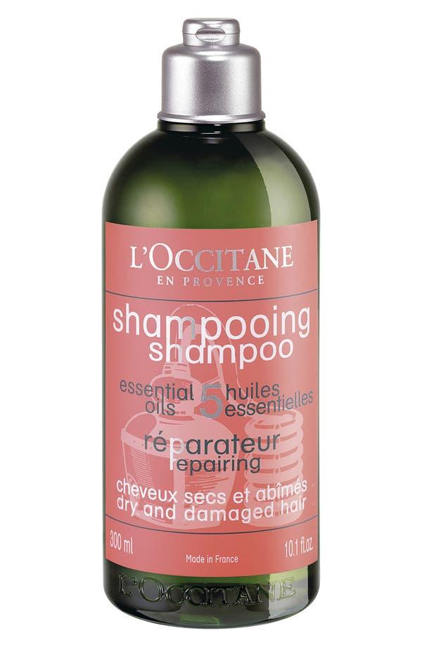 Alternate Image 1 Selected - L'Occitane 'Aromachologie' Repairing Shampoo