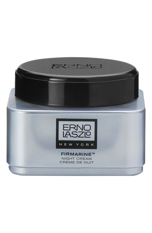 Blue 'Firmarine' Night Cream,                             Main thumbnail 1, color,                             No Color