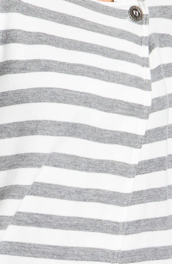 Alternate Image 3  - Hard Tail Hooded Wrap Cardigan