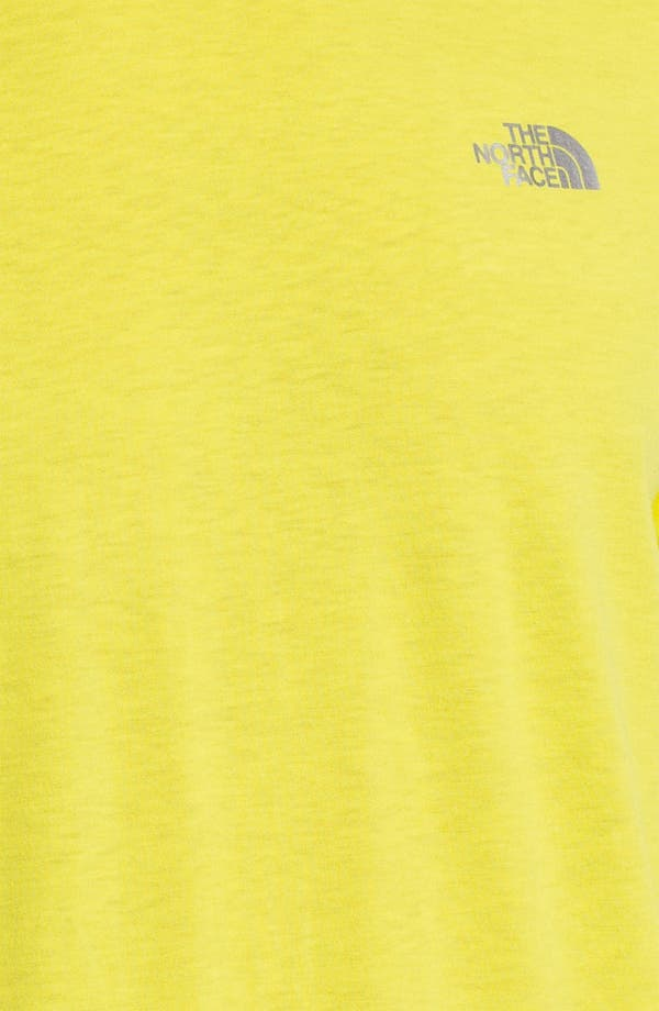 Alternate Image 3  - The North Face 'Reaxion' VaporWick® Crewneck Shirt