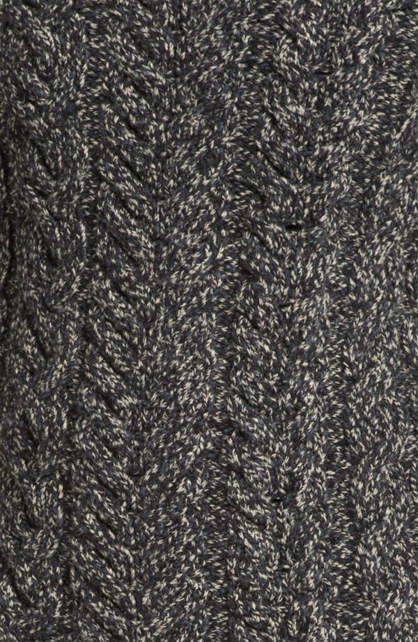 Alternate Image 3  - rag & bone 'Buxton' Shawl Collar Sweater