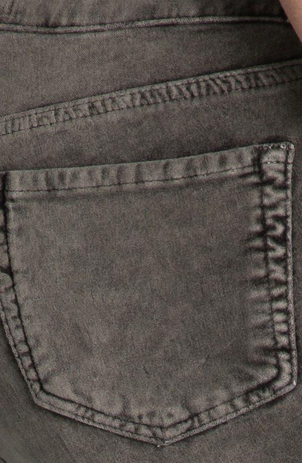 Alternate Image 3  - J Brand Stretch Velvet Leggings