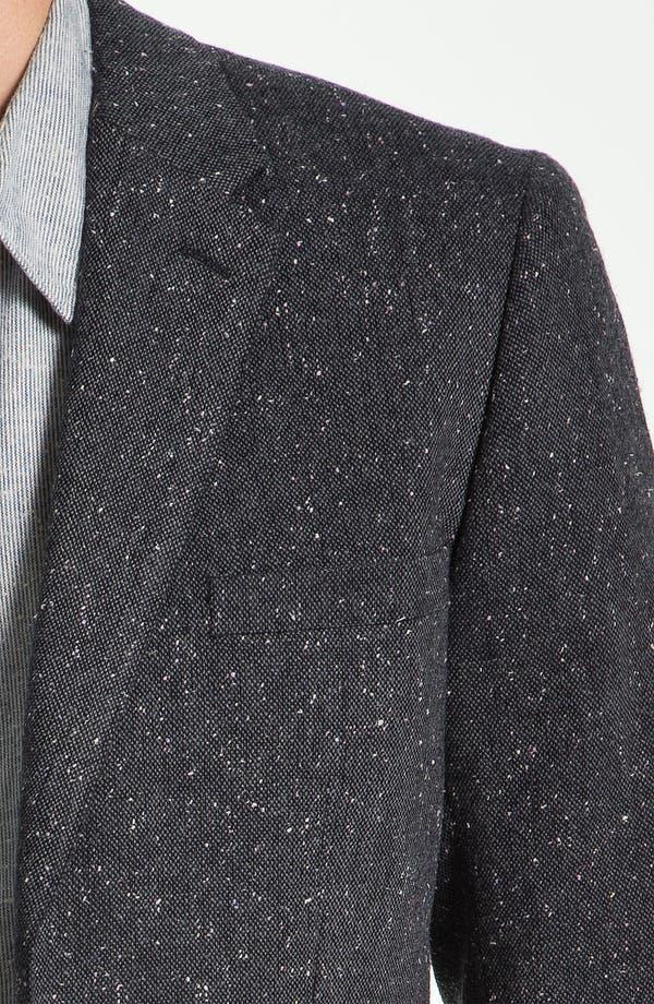 Alternate Image 3  - Original Penguin One Button Donegal Blazer