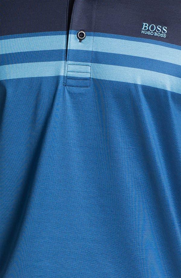 Alternate Image 3  - BOSS Green 'Paddy 4' Modern Fit Polo